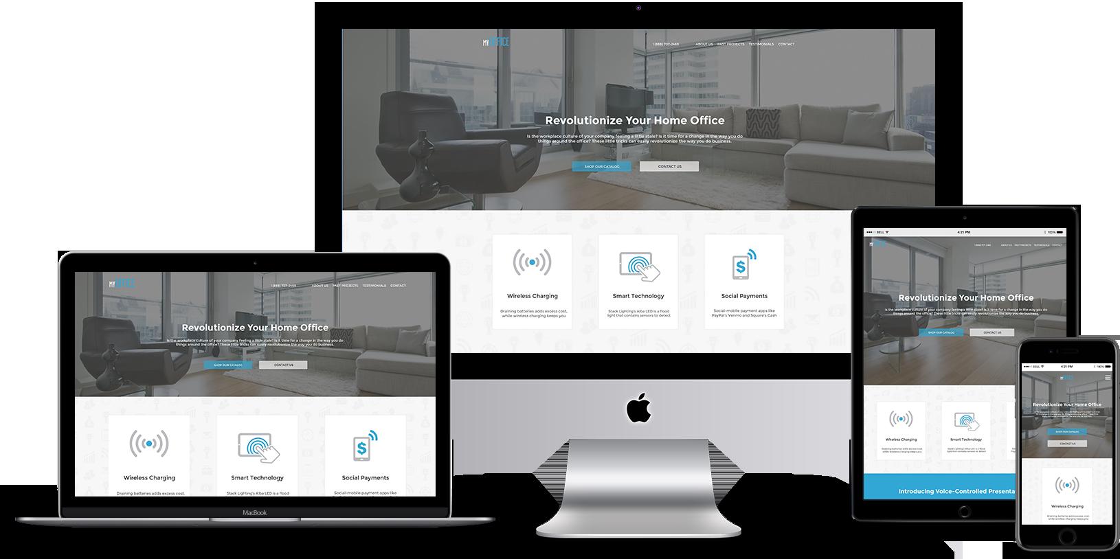 Mintun Media   Portland Web Design